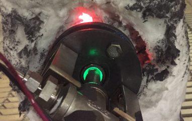 CLC Laser Window